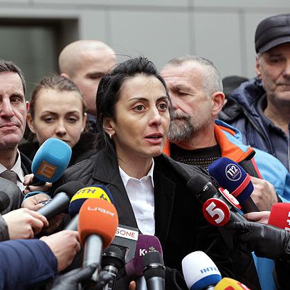 Деканоїдзе вважає рішення суду по Олійнику несправедливим (відео)