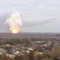 Окупанти підірвалися на снарядах для «Граду» у Донецьку