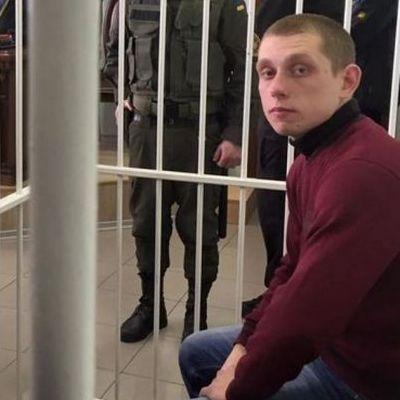 Прокуратура встановила чоловіка, який побив патрульного Олійника в СІЗО