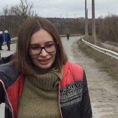 Журналістку Марію Варфоломєєву звільнили з полону бойовиків