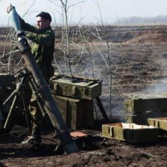 Бойовики обстріляли мінами позиції ЗСУ біля Опитного - штаб АТО