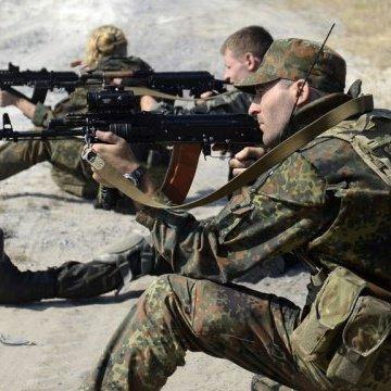 Бойовики розстріляли своїх товаришів при спробі здатися ЗСУ
