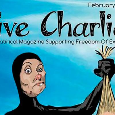 Vive Charlie : Якщо карикатуру на няню проігнорують, ми намалюємо ще