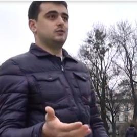 Син екс-начальника ДАІ Львова здійснив наїзд на поліцейського