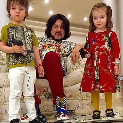 Кіркоров зізнався, що живе з жінкою, яка народила йому дітей