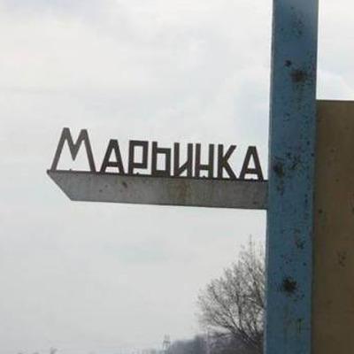 Пункт пропуску «Мар'їнка» знову закритий через обстріли зі сторони бойовиків
