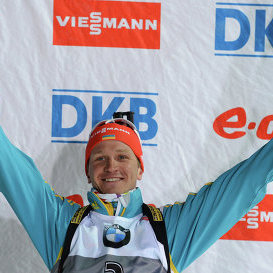 Українець став бронзовим призером на Чемпіонаті світу з біатлону