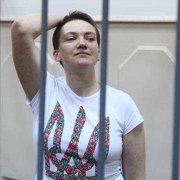 Надію Савченко обіцяють відвідати