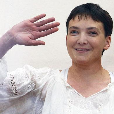 Українські лікарі готові оглянути Савченко