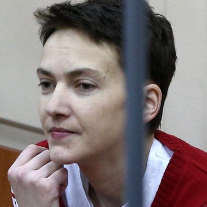 Стан Надії Савченко суттєво погіршився