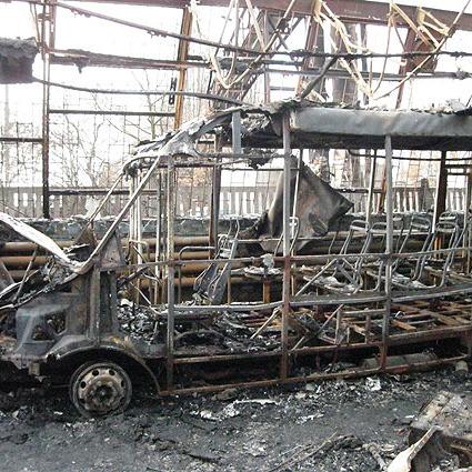 З'явилися нові подробиці вибуху в Чернігові (фото)