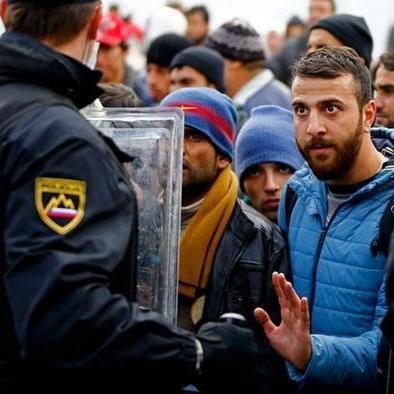 Словенія закриває кордон для біженців