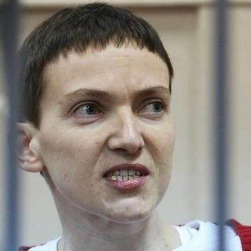 Українських лікарів не пустили до Росії для огляду Надії Савченко