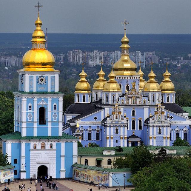 З Михайлівського собору було викрадено ковчег з мощами святої Варвари