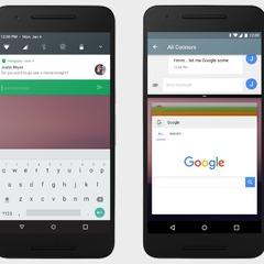 В Google презентували ОС Android N