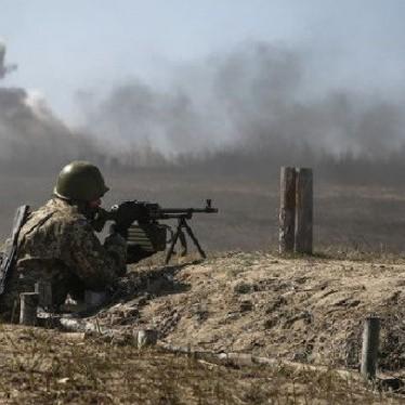 Бойовики, переодягнені в українську форму, влаштували провокації під Авдіївкою – штаб АТО