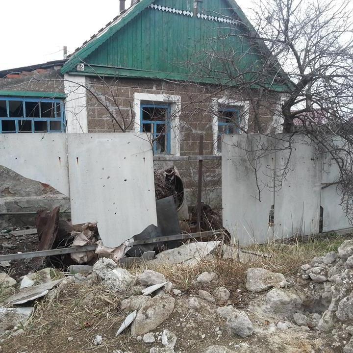Бойовики обстріляли житлові квартали Авдіївки (ФОТО)