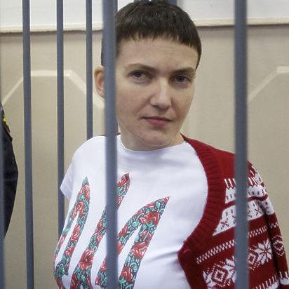 Савченко пояснила причину припинення сухого голодування у листі до українців
