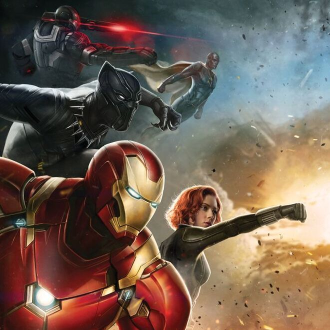 З'явився другий трейлер фільму «Капітан Америка: громадянська війна»