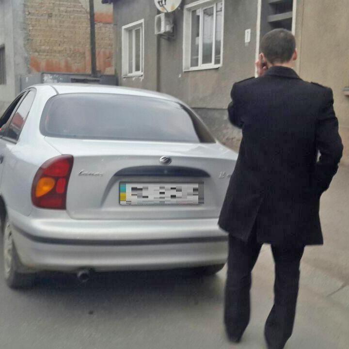 У Мукачевому прокурора затримали у нетверезому стані за кермом
