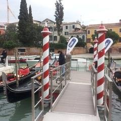 У Венеції гондоли було зроблено доступними для інвалідів (відео)