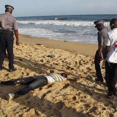 У Кот-д'Івуарі при атаці на пляж поранено керівника групи українських миротворців
