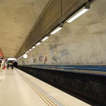 Завтра у Швеції почнуть складати карту метро з усіма бактеріями, які є в підземці