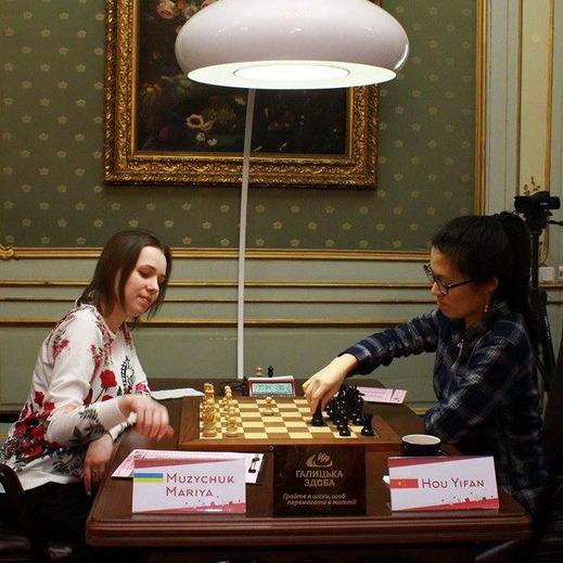 Чемпіонат світу з шахів завершився перемогою китаянки