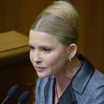 Ніхто не вірить, що в цьому залі є голоси для відставки Яценюка, - Тимошенко