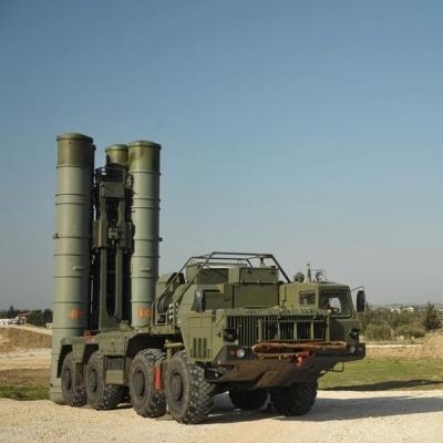 Росія залишить в Сирії свою гордість - зенітно-ракетні комплекси С-400