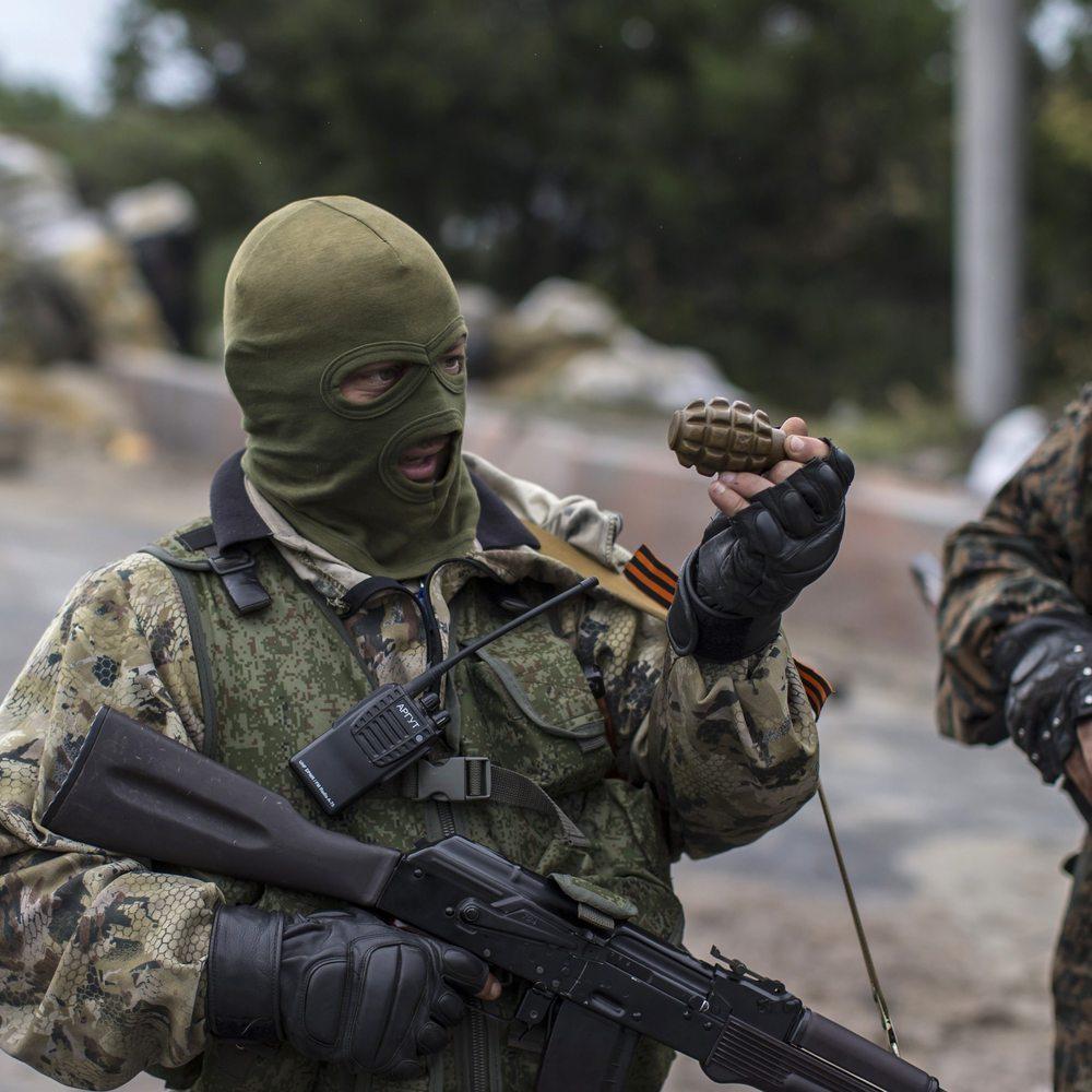 Бойовики готуються до наступу на травневі свята - Тимчук