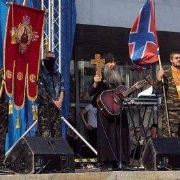Бойовики у травні організовують підозрілу «Хресну ходу руськими землями Донбасу»