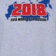 FIFA прибрала футболки, де територія Росії була зображена без Криму