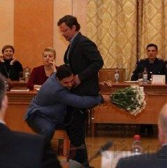 Боровик прокоментував інцидент у Одеській міськраді