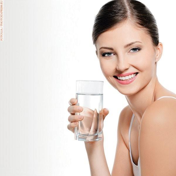 Цілюща властивість води допомагає тримати тіло в тонусі