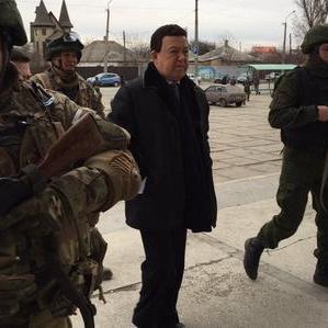 Кобзон конфліктує з Захарченком через знищену «Трою»
