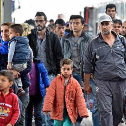 В Яготині обладнали блокпост проти біженців із Сирії