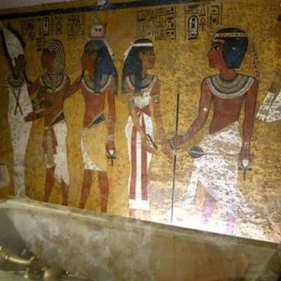 У гробниці Тутанхамона знайшли таємні кімнати