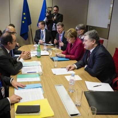 Без поступок: санкції з Росії не знімуть до повного виконання Мінську