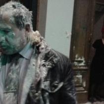 Під час нападу на Каляпіна постраждав український консул