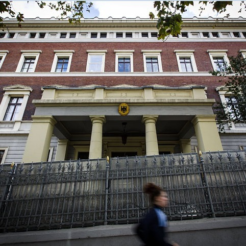 Німеччина закрила дипломатичні представництва в Стамбулі та Анкарі