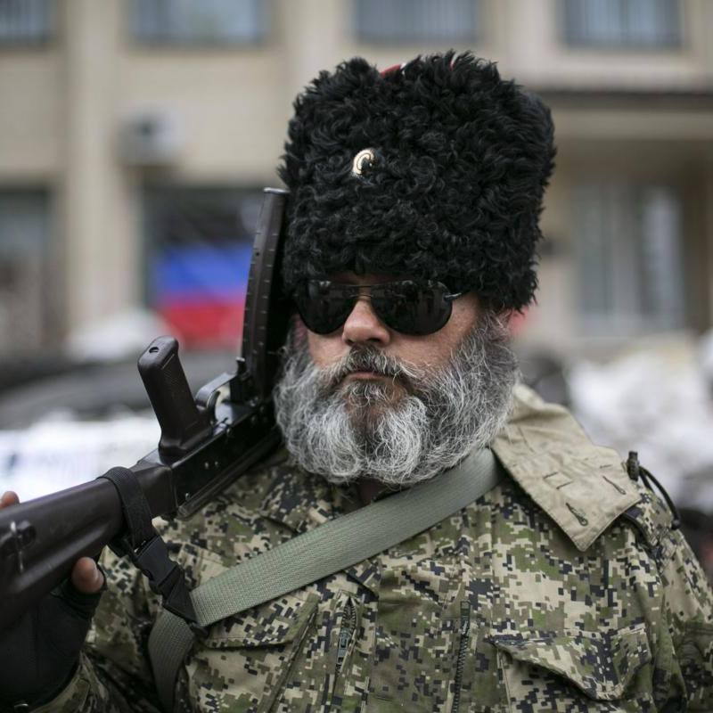 Бойовики «ЛНР» заявили, що козаки-окупанти ґвалтували, вбивали та грабували людей
