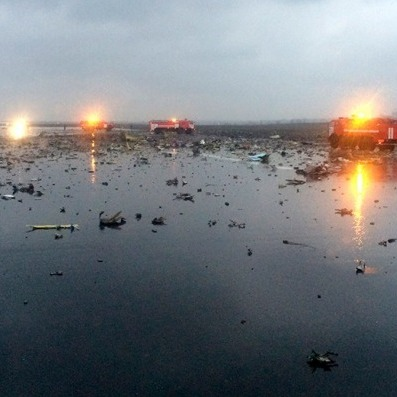 Стало відомо, чому сталася авіакатастрофа Boeing у Ростові-на-Дону