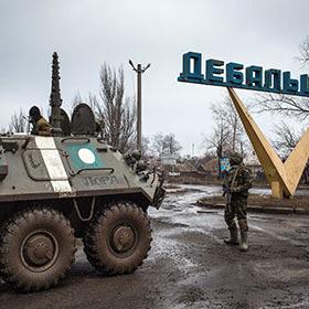В районі Дебальцевого бойовики розгорнули воєнний шпиталь