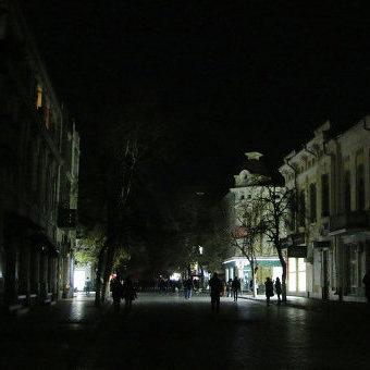 Севастополь знову має проблеми зі світлом