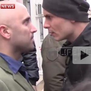 Грем Філліпс скаржиться на українських журналістів, що ті його образили
