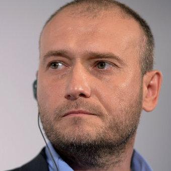 Дмитро Ярош привітав нового голову «Правого Сектора»
