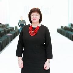 Міністр фінансів відвідала модний показ