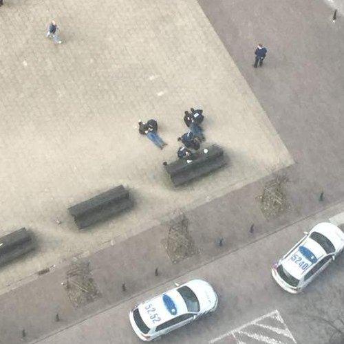 Серед затриманих підозрюваних у причетності до терактів у Брюсселі є росіянин