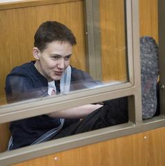 Надію Савченко визнали винною